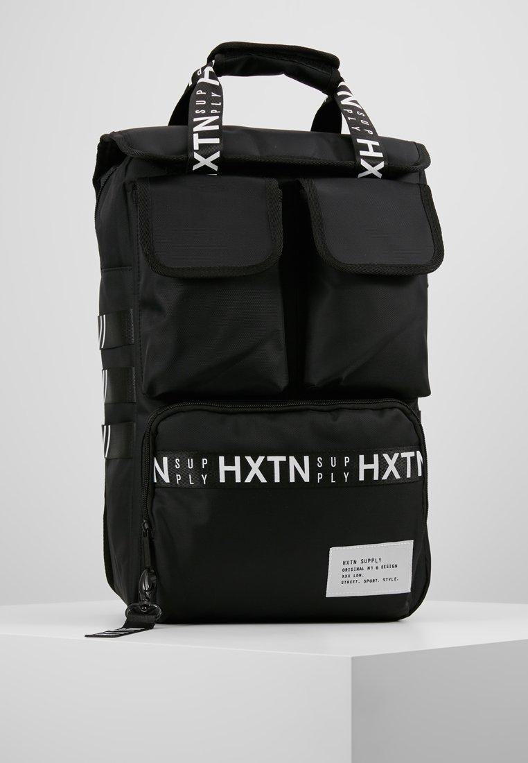 HXTN Supply - UTILITY TRAVELLER - Rucksack - black