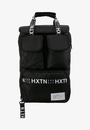 UTILITY TRAVELLER - Plecak - black