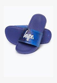 Hype - PAINT SPLATTER SCRIPT - Pool slides - blue - 1