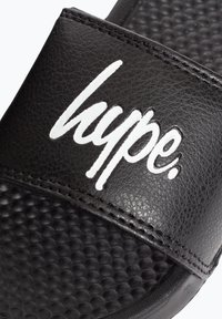 Hype - Pool slides - black - 3
