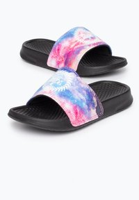 Hype - SUNSET SPACE - Pool slides - black - 2