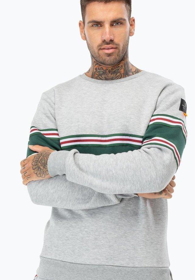 RIGDEN - Sweatshirt - grey