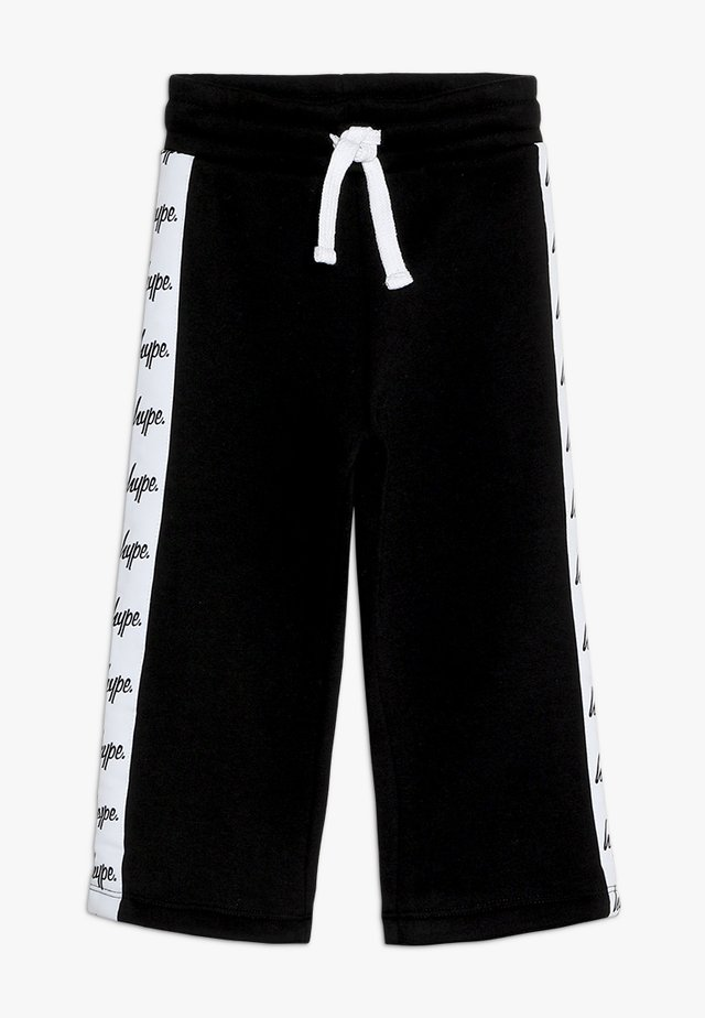 KIDS CULOTTES JUST HYPE TAPE - Träningsbyxor - black/white