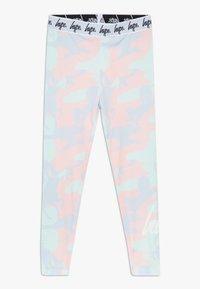 Hype - GIRLS  - Leggings - Trousers - multicolor - 0