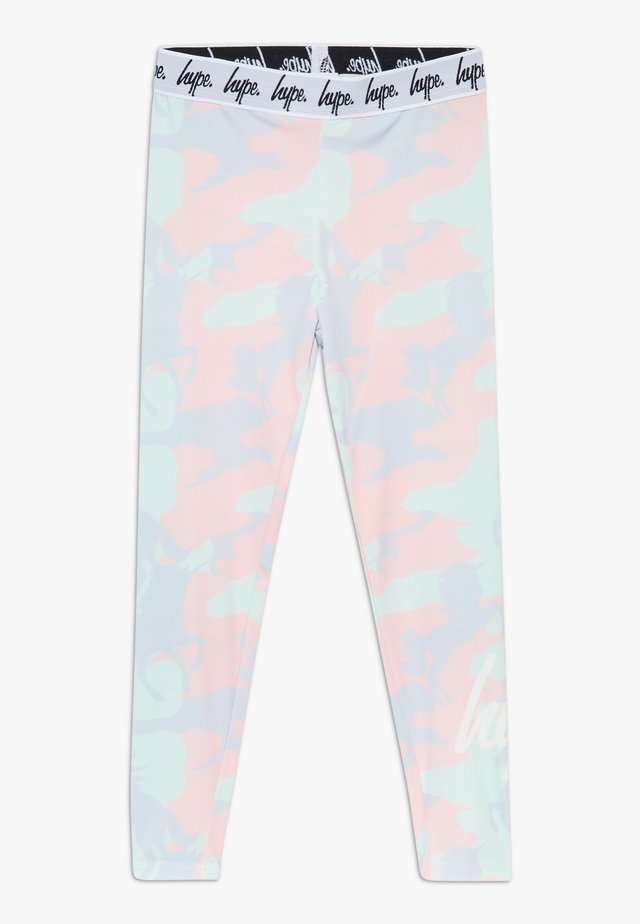 GIRLS  - Leggings - Trousers - multicolor