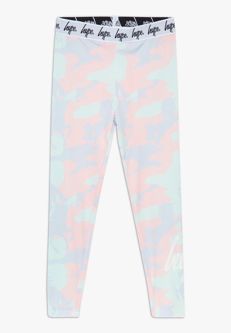 Hype - GIRLS  - Leggings - Trousers - multicolor