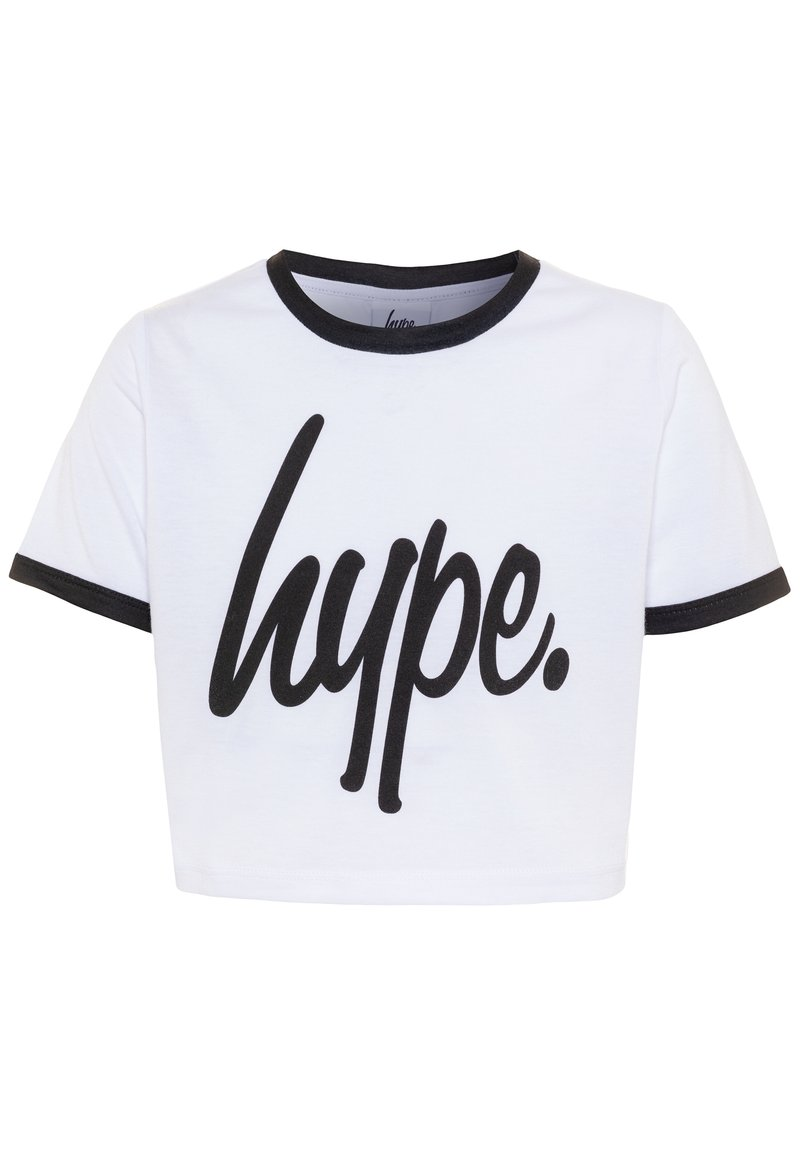 Hype - Print T-shirt - white