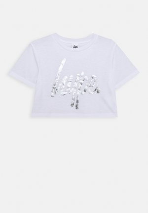 GIRLS - Print T-shirt - white