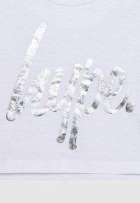 Hype - GIRLS - Triko spotiskem - white - 2