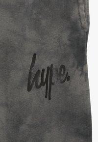 Hype - KIDS ACID WASH - Trainingsbroek - black - 3