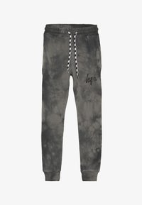 Hype - KIDS ACID WASH - Pantalones deportivos - black - 2