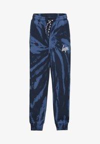 Hype - KIDS TIE DYE - Pantalones deportivos - blue - 3