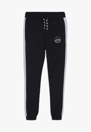 KIDS TRACK PANT CREST - Tracksuit bottoms - navy