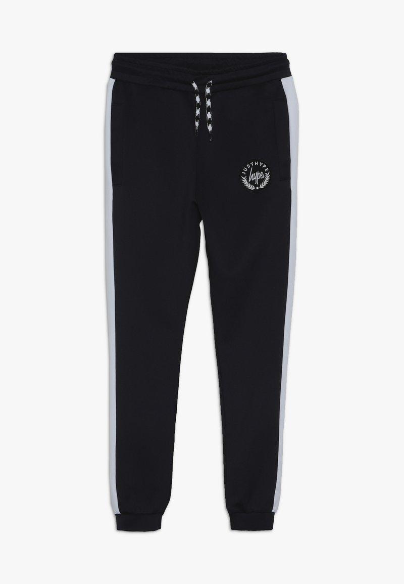 Hype - KIDS TRACK PANT CREST - Pantalones deportivos - navy