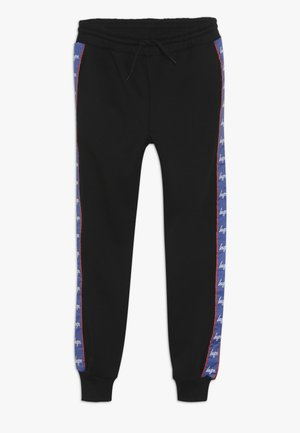 TAPED  - Pantalon de survêtement - black