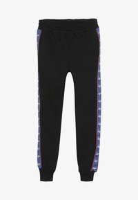 Hype - TAPED  - Pantalones deportivos - black