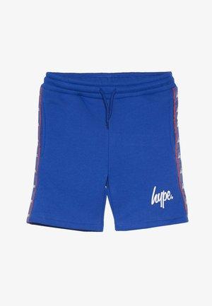 TAPED - Teplákové kalhoty - blue