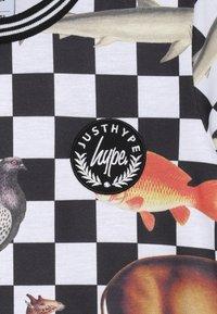 Hype - ANIMAL CHECK - Print T-shirt - multi - 3