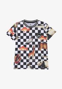 Hype - ANIMAL CHECK - Print T-shirt - multi - 2