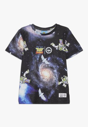 KIDS BUZZ SPACE - Camiseta estampada - multi