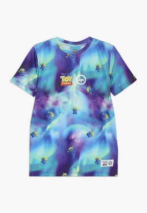 KIDS ALIEN GALAXY - Print T-shirt - multi