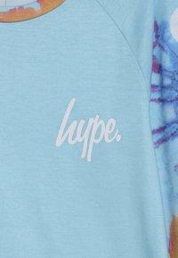 Hype - RAGLAN TEE - Langarmshirt - blue - 3
