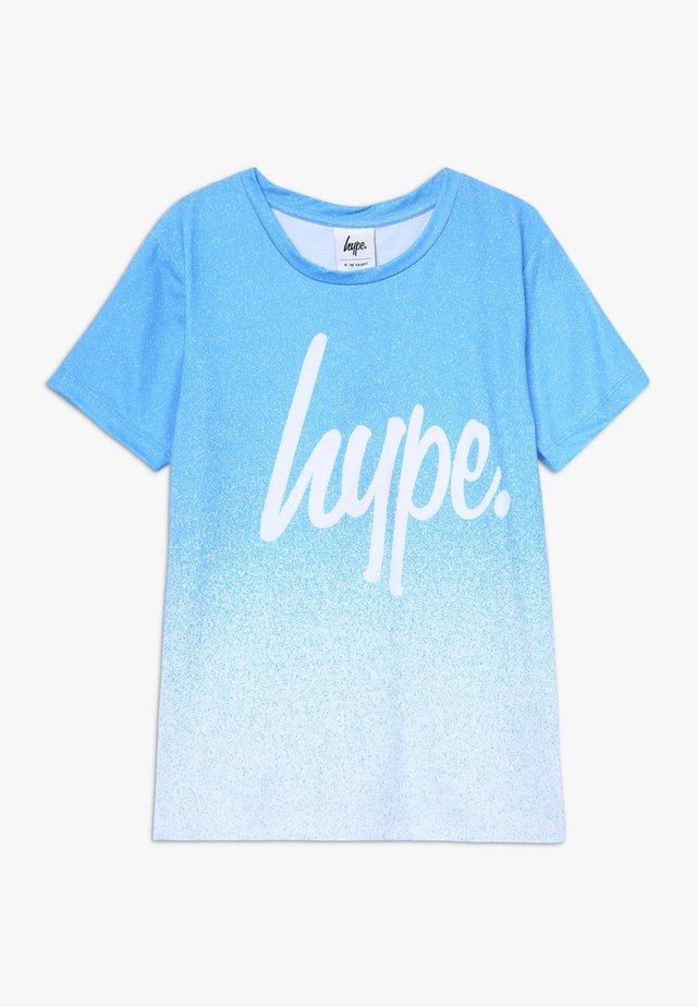 SUB TEE - T-shirt print - blue