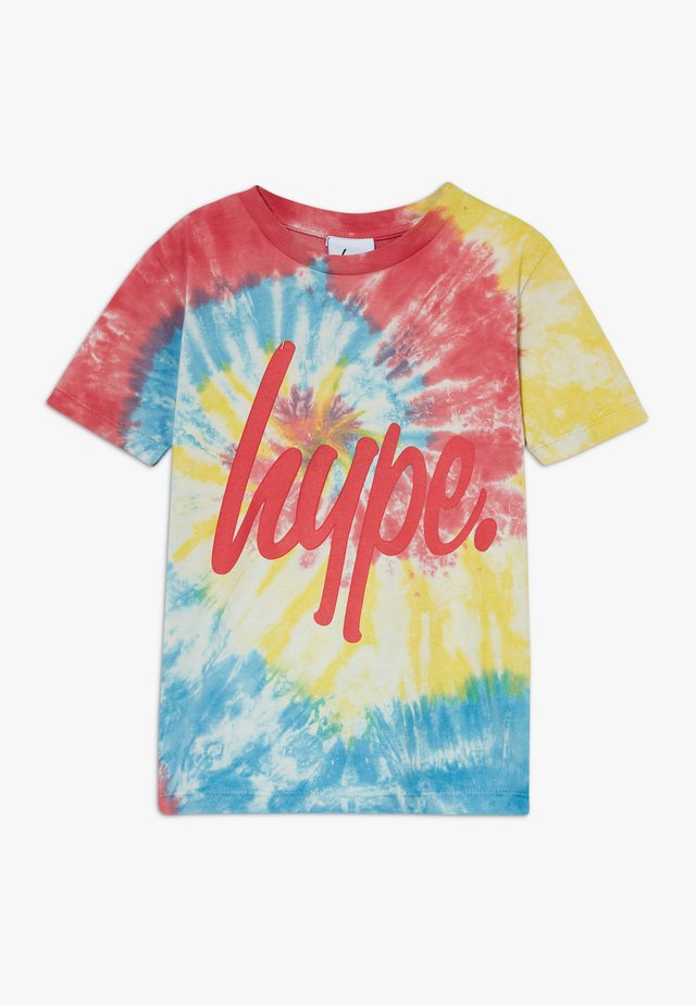 BOYS - T-shirt z nadrukiem - multicoloured