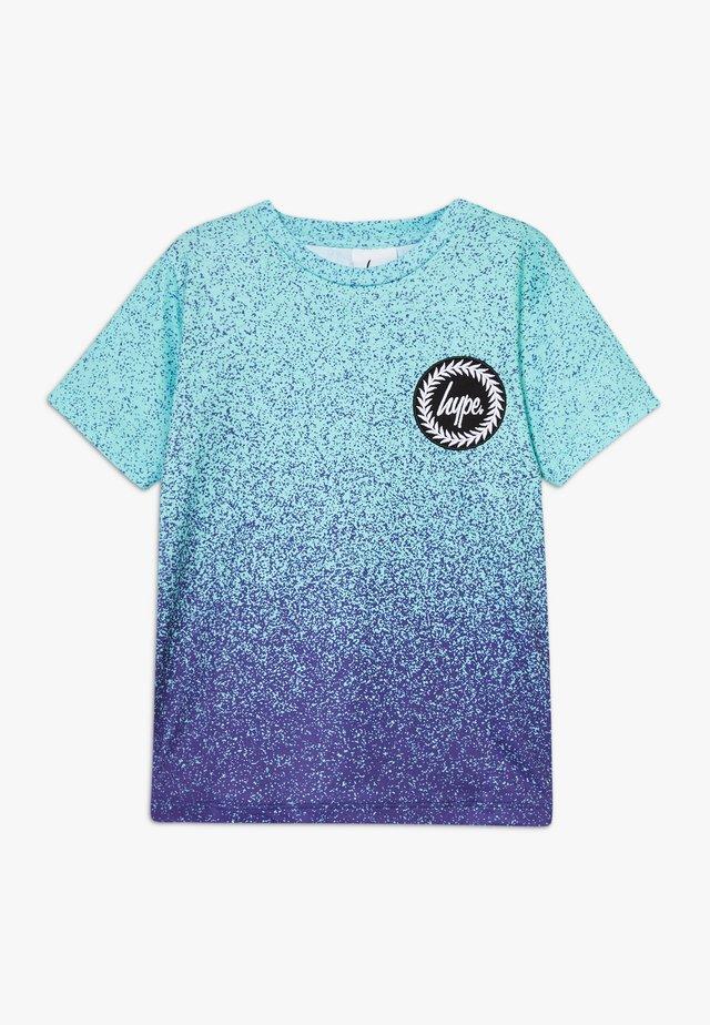 BOYS - T-shirts print - turquoise