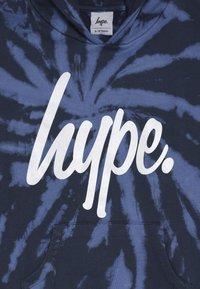 Hype - KIDS OVERHEAD HOODIE  - Hoodie - blue - 3