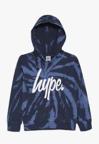 Hype - KIDS OVERHEAD HOODIE  - Hoodie - blue - 0