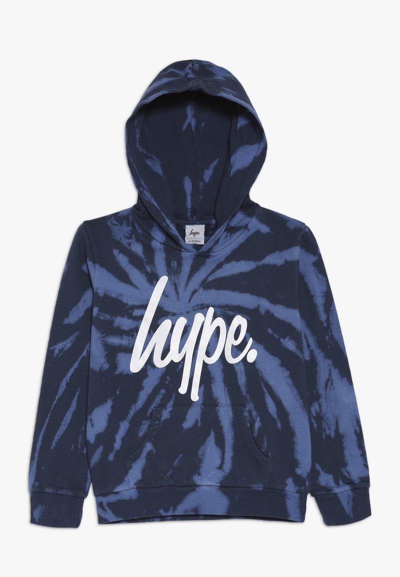 Hype - KIDS OVERHEAD HOODIE  - Hoodie - blue