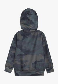 Hype - KIDS OVERHEAD HOODIE CAMO BOX LOGO - Jersey con capucha - khaki - 1