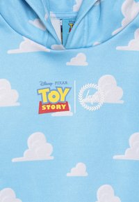 Hype - KIDS OVERHEAD HOODIE CLOUDS - Jersey con capucha - blue - 4