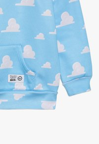Hype - KIDS OVERHEAD HOODIE CLOUDS - Jersey con capucha - blue - 2