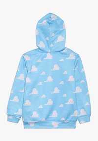 Hype - KIDS OVERHEAD HOODIE CLOUDS - Jersey con capucha - blue - 1