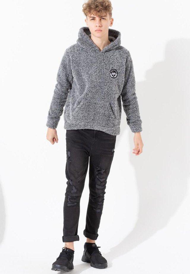 SHERPA - Hoodie - grey