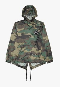 Hype - CAMO CREST KIDS FISHTAIL JACKET - Übergangsjacke - green - 0