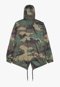 Hype - CAMO CREST KIDS FISHTAIL JACKET - Übergangsjacke - green - 1