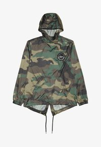 Hype - CAMO CREST KIDS FISHTAIL JACKET - Übergangsjacke - green - 3