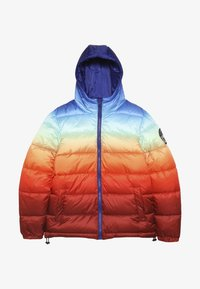 Hype - KIDS PUFFER JACKET SUNDOWN FADE - Lehká bunda - multicolor