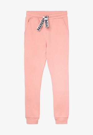KIDS JOGGERS - Tracksuit bottoms - pink