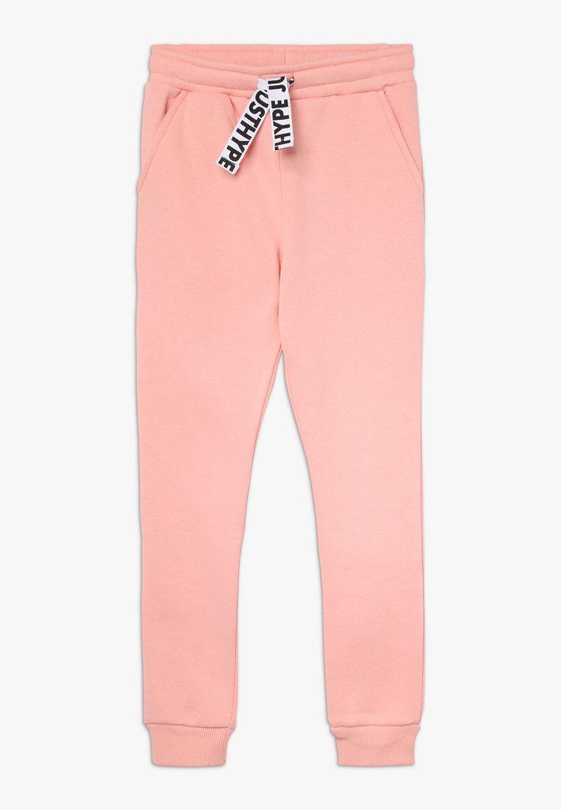 Hype - KIDS JOGGERS - Teplákové kalhoty - pink