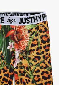 Hype - KIDS JUNGLE - Legginsy - multi - 3