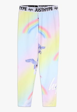 KIDS RAINBOW UNICORN - Leggingsit - multi