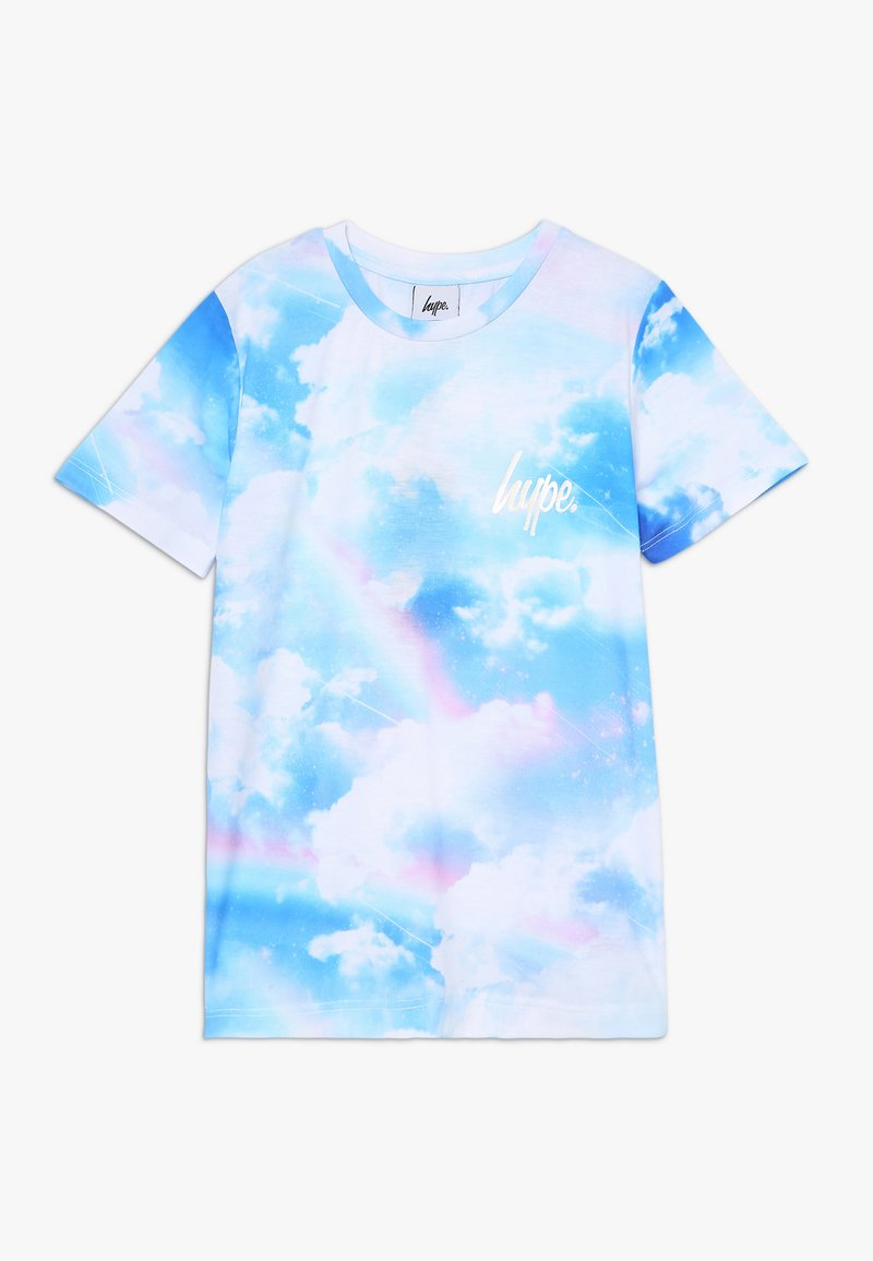 Hype - KIDS RAINBOW STAR - T-shirt imprimé - multi