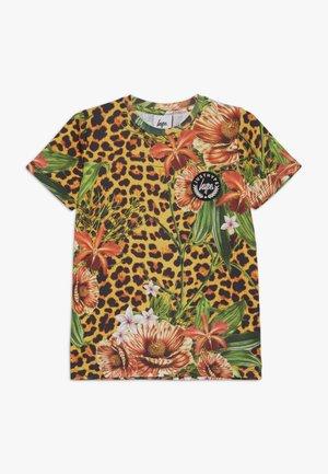 KIDS JUNGLE  - T-shirt imprimé - multi
