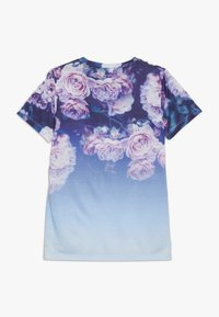 Hype - KIDS ROSE FADE - T-shirt imprimé - blue - 1