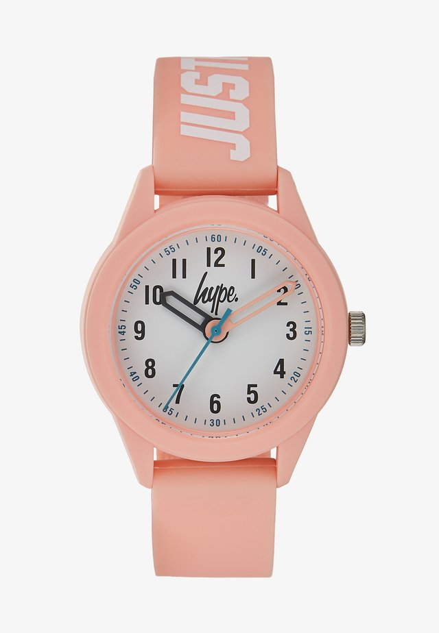 WATCH STRAP - Orologio - pink