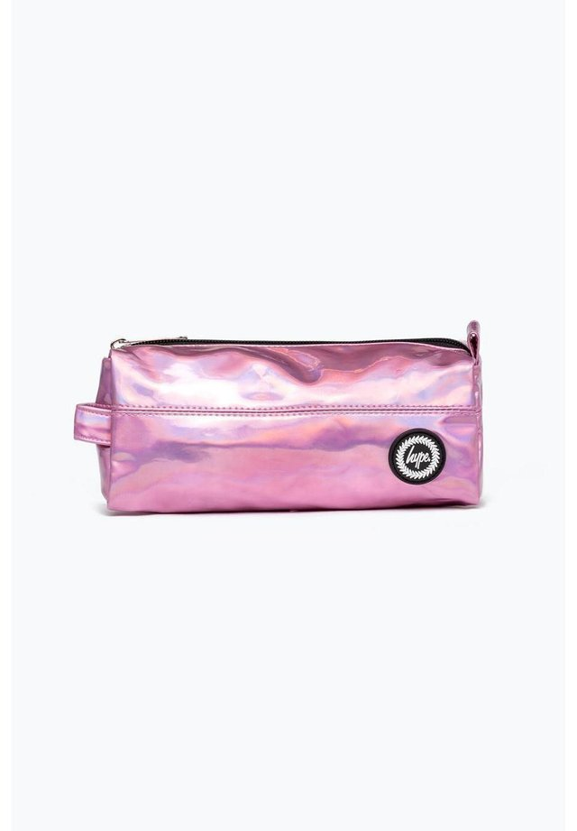 HOLOGRAPHIC - Trousse - pink